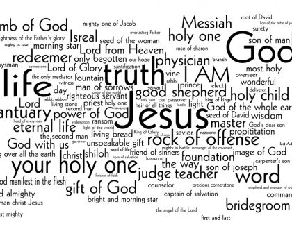 100 Names of Jesus