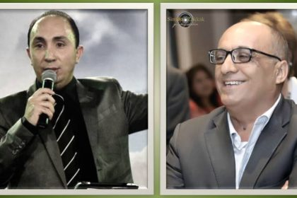 Singer Samer Batarseh & Pastor Wael Dawaher