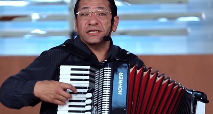 Gospel Singer Nassef Sobhy