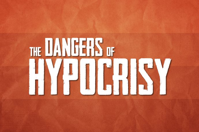 The Dangers of Hypocrisy | 3/24/2019 | DANIEL BATARSEH