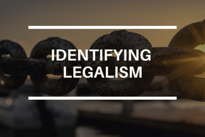 IDENTIFYING LEGALISM