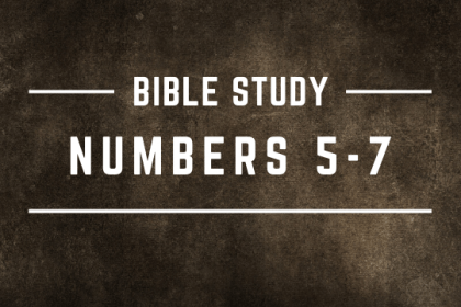 NUMBERS 5-7