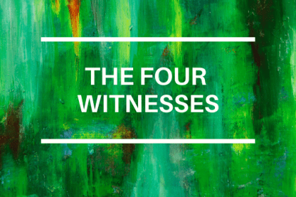 THE FOUR WITNESSES