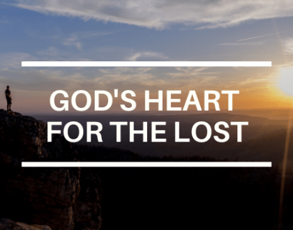 GOD'S HEART FOR THE LOST